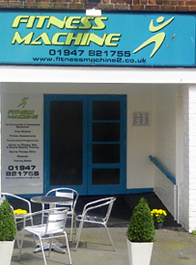 The Fitness Machine in Whitby